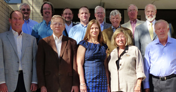 ACEHR members at the August 18-19, 2014 meeting