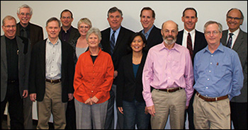 ACEHR members at the November 9�10, 2010 meeting